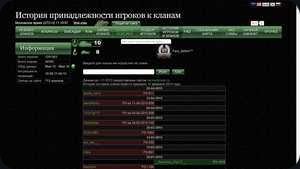 История платежей world of tanks