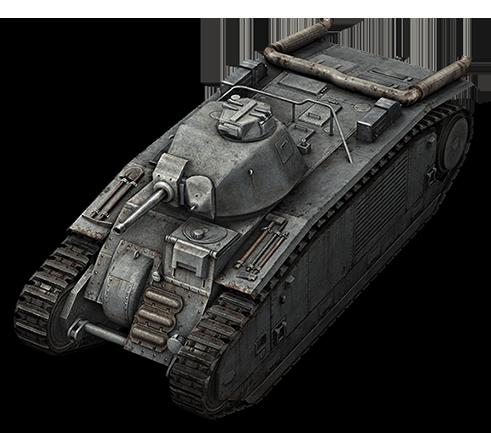 Купить танк Pz.Kpfw. B2 740