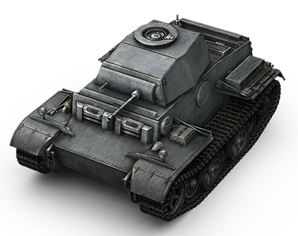 Купить танк Pz.Kpfw. II Ausf. J