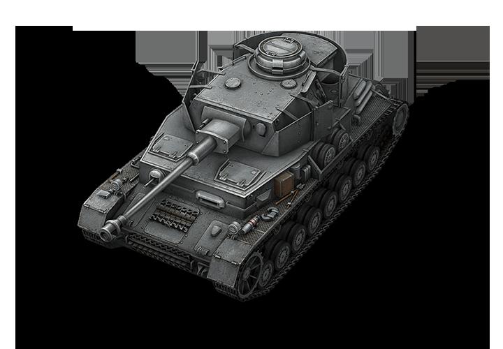Купить танк Pz.Kpfw. IV Ausf. G